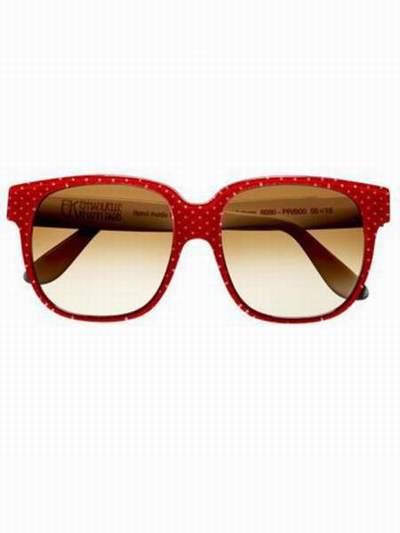 lunettes soleil verres rouges lunettes de soleil rouge pas cher look lunettes rouges. Black Bedroom Furniture Sets. Home Design Ideas