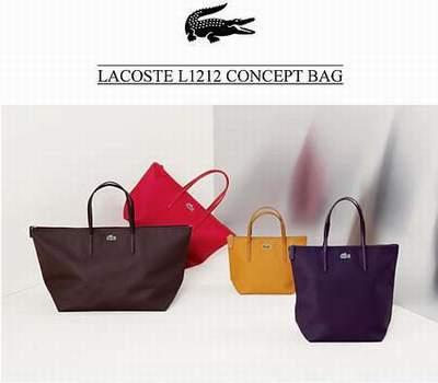 8597af74bc Sac Shopping sac Classic sac Lacoste Banane Neuve New UMpqzGSV